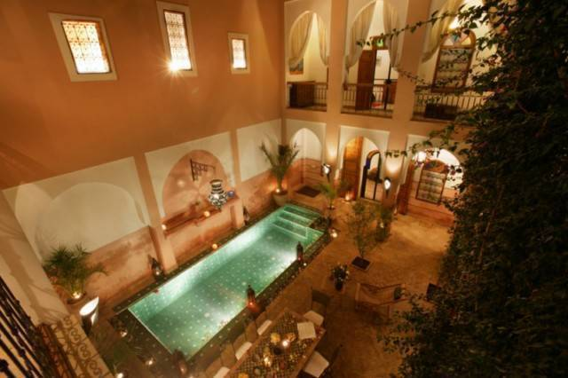Riad Zagouda, Marrakech, Morocco, Morocco bed and breakfasts and hotels